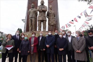 Yine CHP yine heykel!