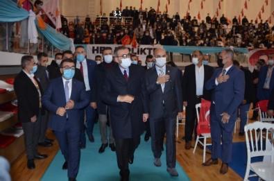 AK Parti Batman İl Kongresi Yapıldı