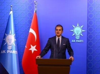 Ak Parti Sözcüsü Ömer Çelik Gündeme Dair Önemli Açıklamalarda Bulundu