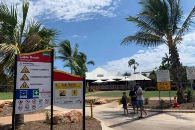 Avustralya'da Köpekbalığı Saldırısı Açıklaması 1 Ölü