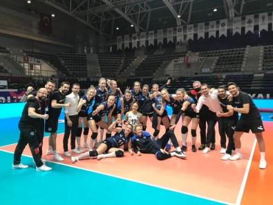 Aydın Büyükşehir, İlbank'ı 3-0'La Geçti