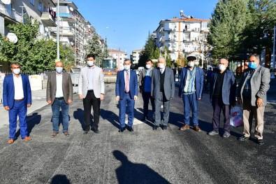 Başkan Çınar, Dönüşüm Yatırımlarını İnceledi