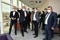 Başkan Demir Açıklaması 'Vezirköprü Hastanesi Sadece İlçeye Değil Bölgeye De Hizmet Verecek'