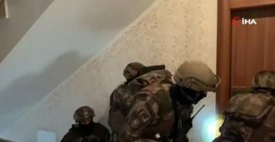 Başkent'te Terör Operasyonu Açıklaması DAEŞ Terör Örgütü Üyesi 4 Kişi Yakalandı