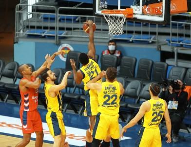 Basketbol Süper Ligi Açıklaması Fenerbahçe Beko Açıklaması 70 - Bahçeşehir Koleji Açıklaması 56