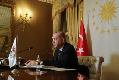 Cumhurbaşkanı Erdoğan Açıklaması 'DEAŞ'la Göğüs Göğüse Çarpışan Tek NATO Ülkesiyiz'
