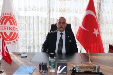 Diyarbakır'da TÜSİKON Başkanlığı Kuruldu