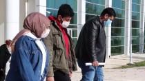 Elazığ'da Kaçak Kazı Yapan 5 Kişi Suçüstü Yakalandı