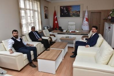Eskişehir OSB'den Tarım İl Müdürü Gümüş'e Ziyaret
