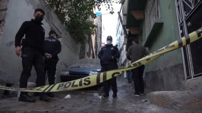 Gaziantep'te Silahlı Yol Vermeme Kavgası Açıklaması 2 Yaralı