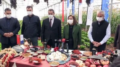 Gaziantep'te Tırın Dorsesinde Çıkan Yangın Söndürüldü