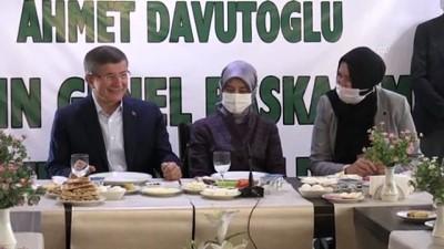 Gelecek Partisi Genel Başkanı Ahmet Davutoğlu, Bitlis'te Açıklaması