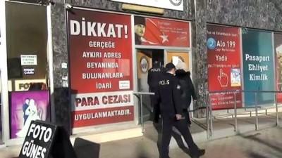 Kahramanmaraş'ta Polis 54 Öğrenciyi Sınava Yetiştirdi