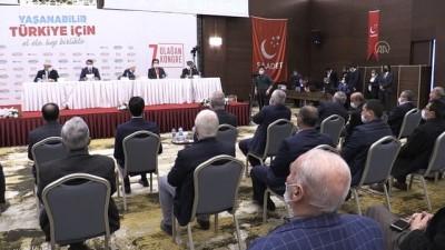 Konya'da Gösteri Yürüyüşleri Ve Benzeri Etkinlikler 15 Günlüğüne Yasaklandı