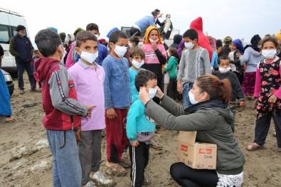 Mevsimlik Tarım İşçilerinin Çocuklarına Süt Ve Hijyen Kiti