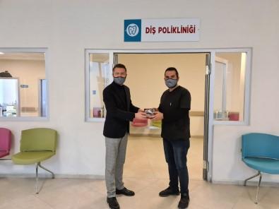 Mustafa Temel'den Diş Hekimlerine Özel Maske