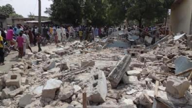 Nijerya'da camiye alçak saldırı! Çok sayıda ölen ve kaçırılan var