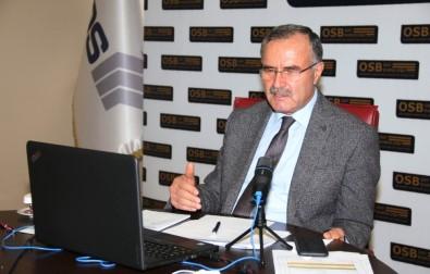 OSBÜK Başkanı Kütükcü Açıklaması 'Türkiye'nin Geleceği OSB'lerde'