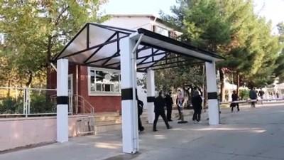 Siirt'te Kimliğini Unutan KPSS Adaylarının İmdadına Polis Yetişti