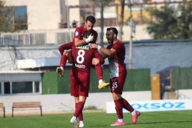 Süper Lig Açıklaması A.Hatayspor Açıklaması 1 - Ç.Rizespor Açıklaması 1 (İlk Yarı)