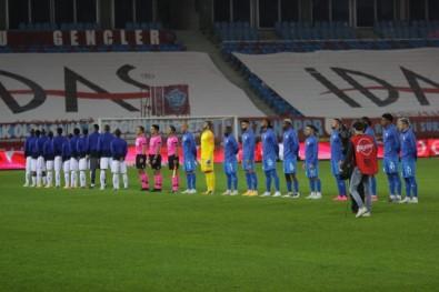 Süper Lig Açıklaması Trabzonspor Açıklaması 1 - Büyükşehir Belediye Erzurumspor Açıklaması 0