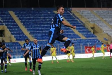TFF 1. Lig Açıklaması Adana Demirspor Açıklaması 4 - Eskişehirspor Açıklaması 1
