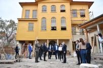 Balıkesir'de Tarihi Yapılar Ayağa Kalkıyor