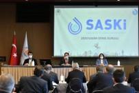 Başkan Demir Açıklaması '2021 SASKİ'nin Yatırım Yılı'