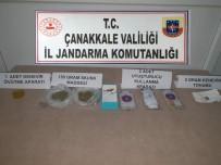 Bayramiç'te Uyuşturucu Operasyonu Açıklaması 2 Gözaltı