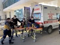 Hasta Sedyesinde, Kaza Yaptığı Arkadaşını Sordu Açıklaması 'Durumunu Söyleyin Allah Aşkına'