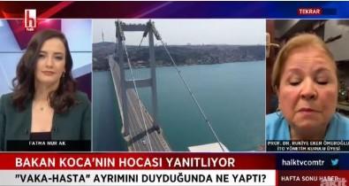 İstanbul Tabip Odası'nın Ayasofya hazımsızlığı hala geçmedi! Vaka artışını 4 ay önceye bağladılar