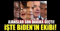 MEKSIKA - Joe Biden ekibini belirliyor!