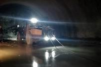 Yeni Zigana Tünelinde İş Kazası Açıklaması 1 Ölü