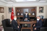 Başkan Büyükkılıç'tan Akkışla Ve Sarıoğlan'a Ziyaret
