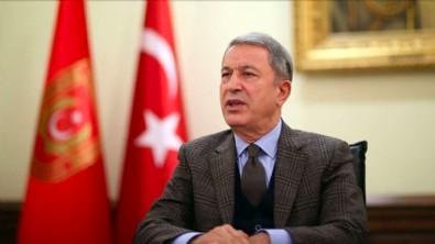 Hulusi Akar: Türk gemilerinin güvenliği için tedbirler üzerinde çalışıyoruz