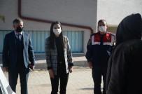 Kaymakam Karaalioğlu, Sanayi Esnafını Ziyaret Etti