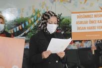 AK Parti Çankırı Kadın Kolları Başkanı Çilhan Açıklaması 'Şiddet Bizim Turuncu Çizgimizdir'
