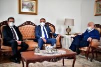Başkan Çetin'den Öğretmenine Vefa