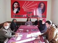 CHP Bayburt Kadın Kolları'ndan Kadına Yönelik Şiddete Karşı Uluslararası Mücadele Ve Dayanışma Günü Açıklaması