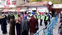 Ermenek'te 87 Gündür Eylemde Olan Maden İşçilerinin Ankara'ya Yürümelerine İzin Verilmedi