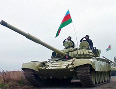 Gardaş Azerbaycan'ın ilerleyişi sürüyor!