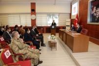 Gümüşhane'de Kadına Yönelik Şiddetle Mücadele İl Koordinasyon Kurulu Toplantısı Yapıldı