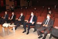 Karaman'da Kadına Yönelik Şiddetle Mücadele Değerlendirme Toplantısı Yapıldı