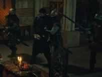 Kuruluş Osman'da geceye damga vuran sahne!