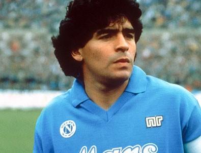 Maradona hayatını kaybetti!