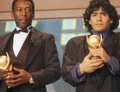 Maradona'nın ölümü sonrası Pele'den ilk sözler!