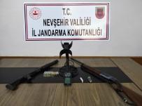 Nevşehir'de Define Avcılarına Suçüstü Açıklaması 8 Gözaltı