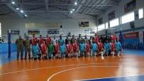 Resulaynlı Sporcular İle Türk Askeri Dostluk Maçı Yaptı