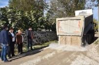 Başkan Erdem Açıklaması 'Ceyhan'da Asfaltsız Yol Kalmayacak'