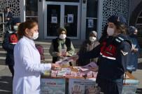 Bünyan'da Kadınlara KADES Uygulaması Anlatıldı